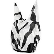 Bucas Buzz off fly mask zebra