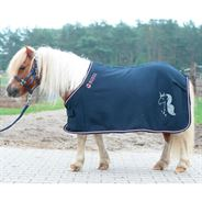 Busse Unicorn Cooler Pony Dækken - Navy