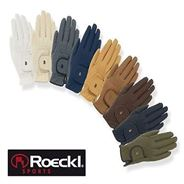 Roeckl reit Function m. fleece